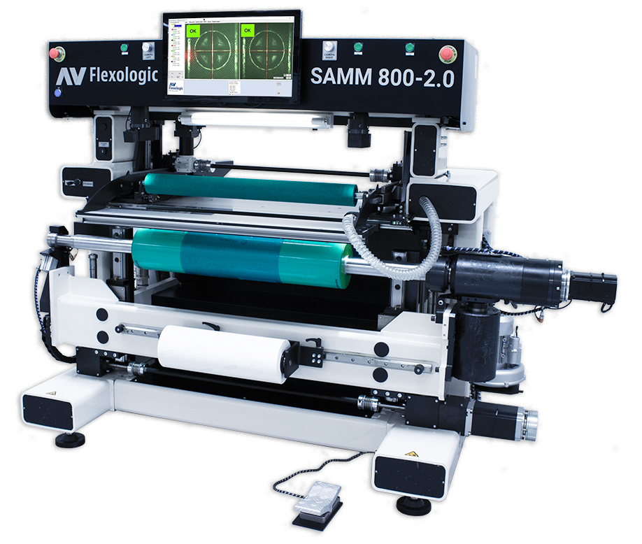 SAMM 800 HF Side