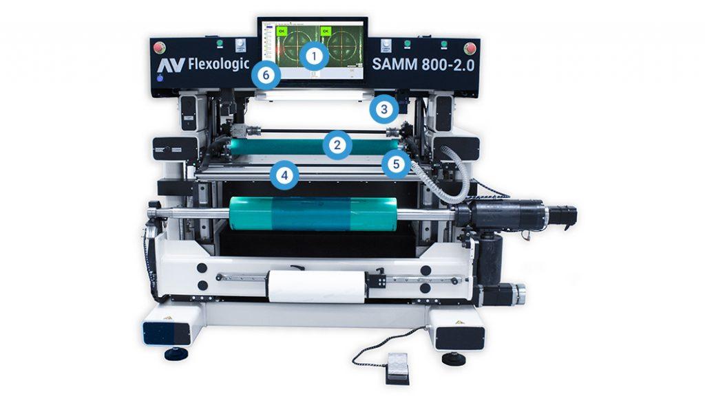 SAMM 800 2.0