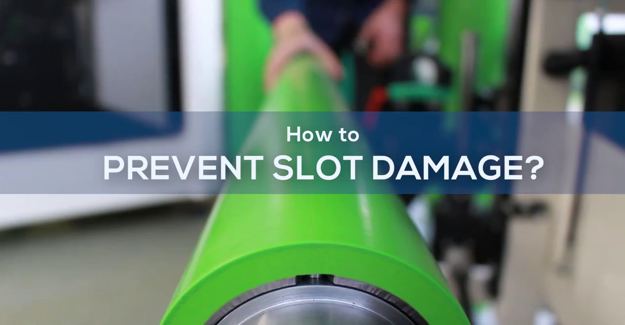 prevent slot damage