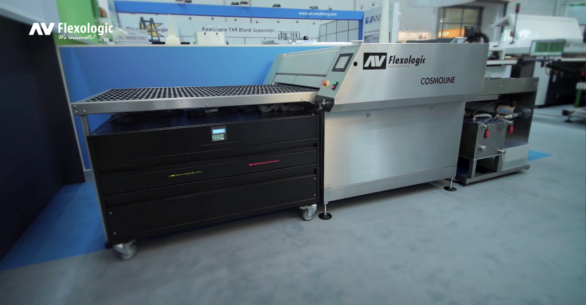 Cosmoline - Flexo Plate Making Machine   AV Flexologic