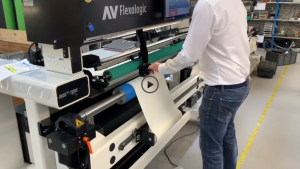 plate and flexo tape cutting knife option